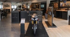 Nuovo Showroom Sanino Moto