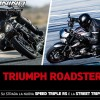 Prova la nuova Triumph Speed Triple 1050!
