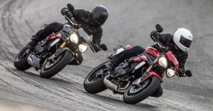 Triumph Speed Triple – 1.000 € DI VANTAGGI IN CONCESSIONARIA